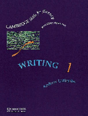 Writing 1 Pre-intermediate Student's Book by Andrew Littlejohn