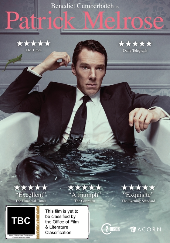 Patrick Melrose on DVD