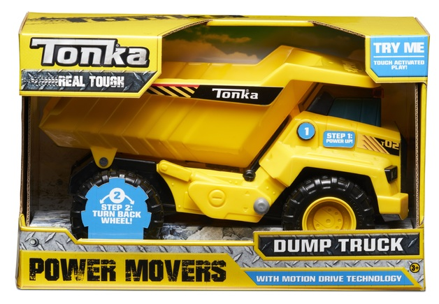 Tonka: Power Movers - Dump Truck