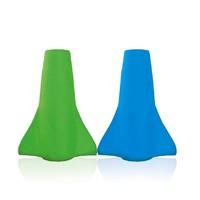 Cherub: Food Pouch Spout - Blue/Green (2 Pack)