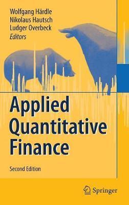 Applied Quantitative Finance image