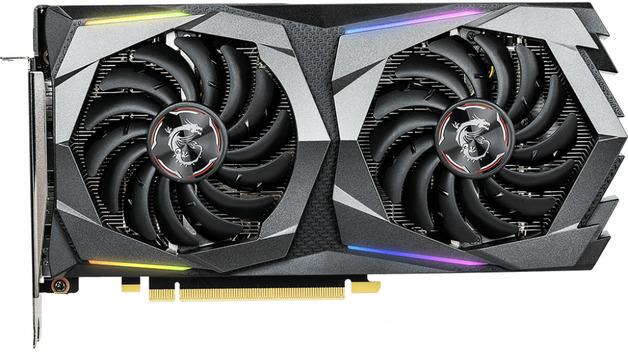 MSI Gaming X GeForce GTX 1660 Ti 6GB GPU