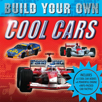 Build Your Own Cool Cars image