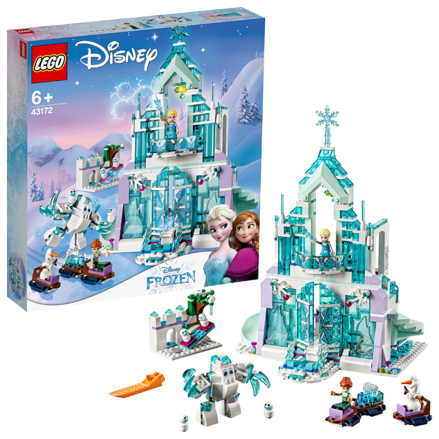 LEGO Disney - Elsa's Magical Ice Palace (43172)