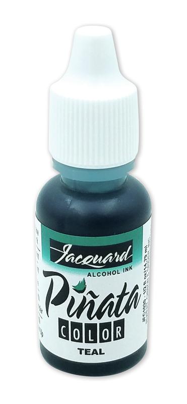 Jacquard: Pinata Alcohol Ink - Teal 020 (14.79ml)