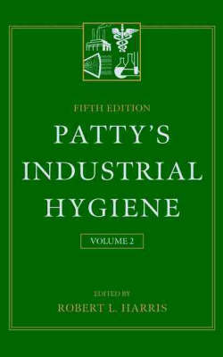 Patty's Industrial Hygiene: v.2 by Frank Arthur Patty image