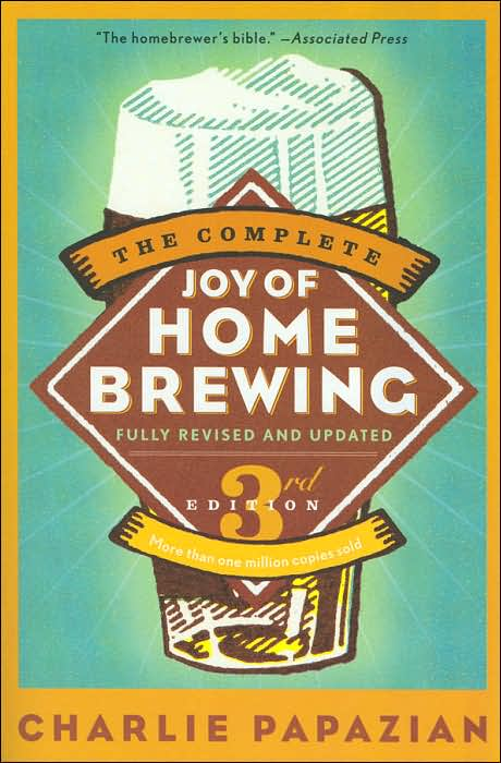 Complete Joy of Homebrewing by Charlie Papazian image