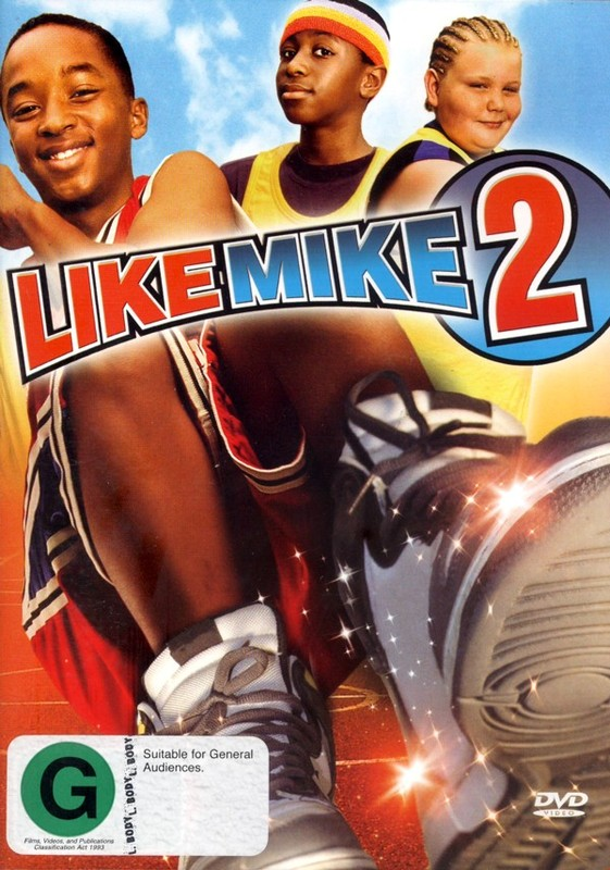 Like Mike 2 on DVD