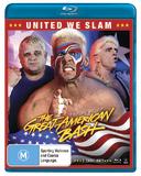 WWE United We Slam: The Best of Great American Bash on Blu-ray
