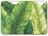 Tropical Leaves Placemats (Set of 6)