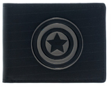 Captain America: Metal Shield - Bi-Fold Wallet