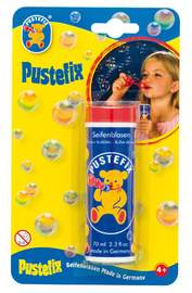 Pustefix: Rainbow Bubbles - Classic Bubbles Blister Pack (70ml)