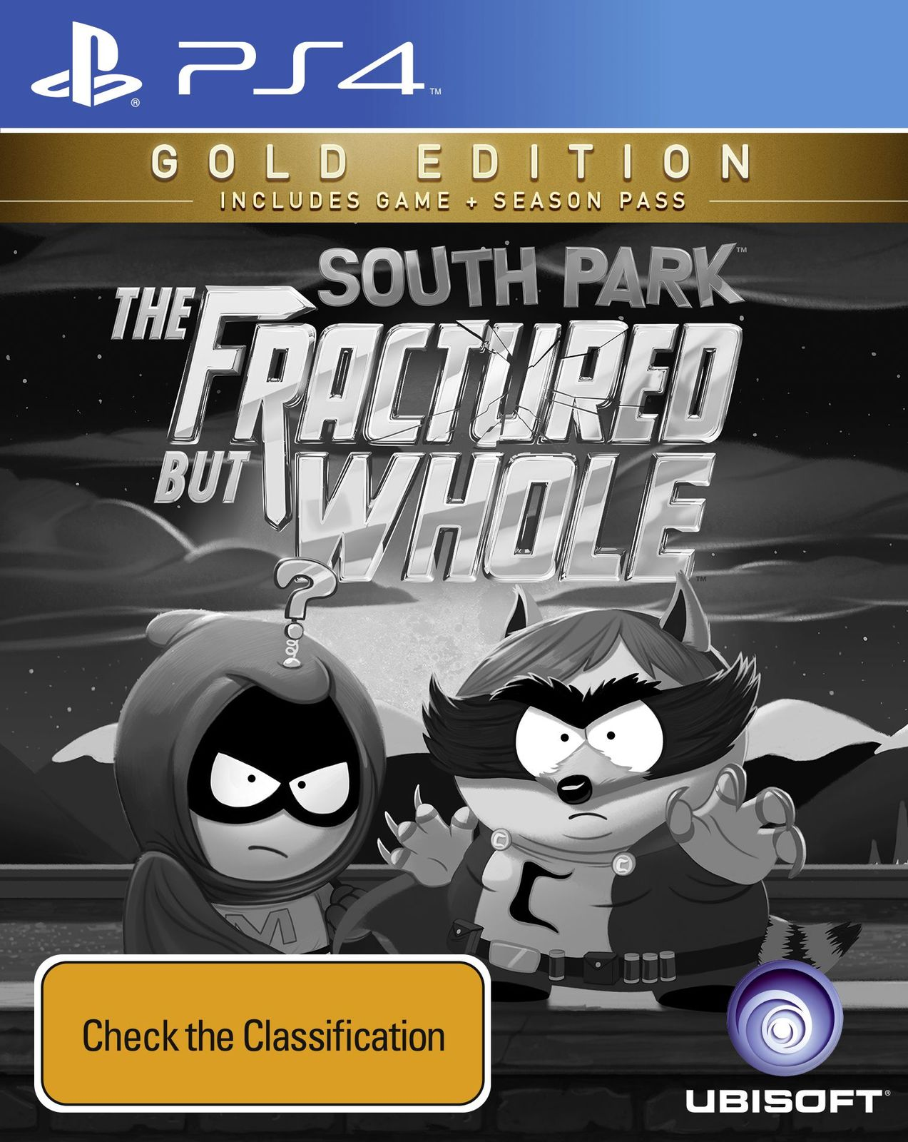 South Park: The Fractured But Whole Gold Edition (Uncut) for PS4 image