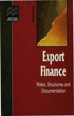 Export Finance by Richard Willsher image