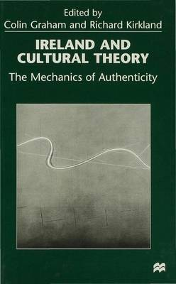 Ireland and Cultural Theory by Colin Graham image