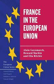 France in the European Union by Alain Guyomarch image