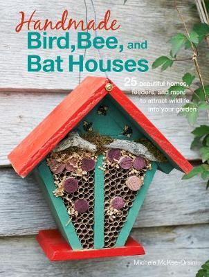 Handmade Bird, Bee, and Bat Houses by Orsini Michele McKee