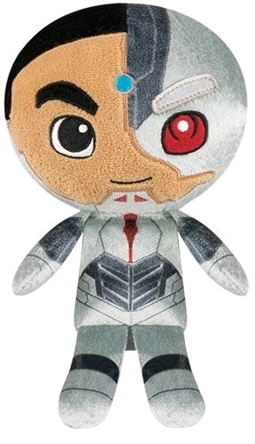 Justice League - Cyborg Hero Plush
