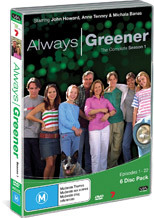 Always Greener - Complete Season 1: Episodes 1-22 (6 Disc Set) on DVD