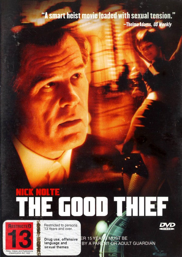 The Good Thief on DVD image