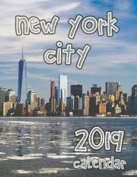 New York City 2019 Calendar by Wall