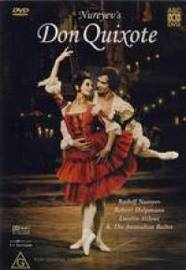 Don Quixote (Nureyev) on DVD