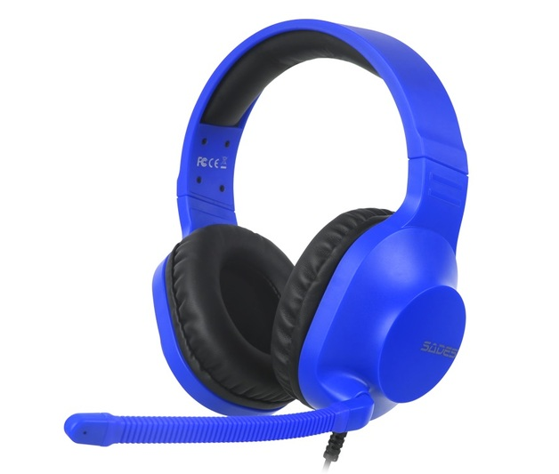 SADES Spirits Universal Gaming Headset (Blue) for
