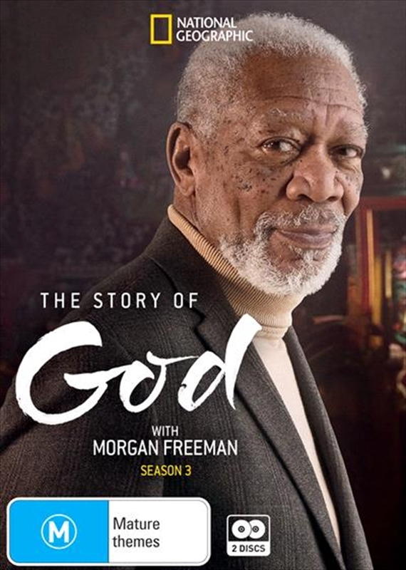 The Story of God with Morgan Freeman - Season 3 on DVD