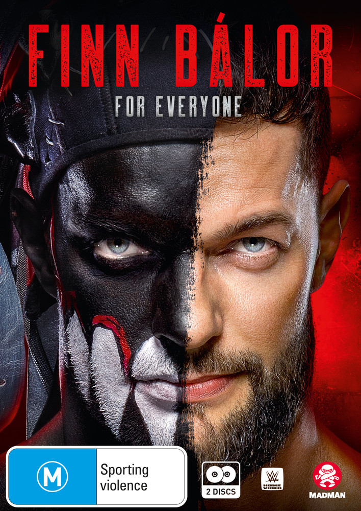 WWE: Finn Balor: For Everyone on  image