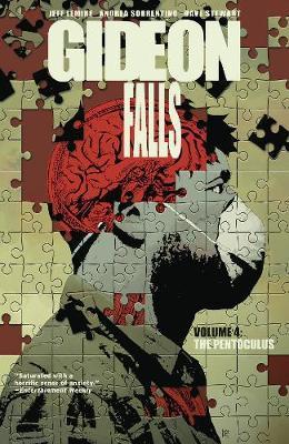 Gideon Falls Volume 4: The Pentoculus by Jeff Lemire