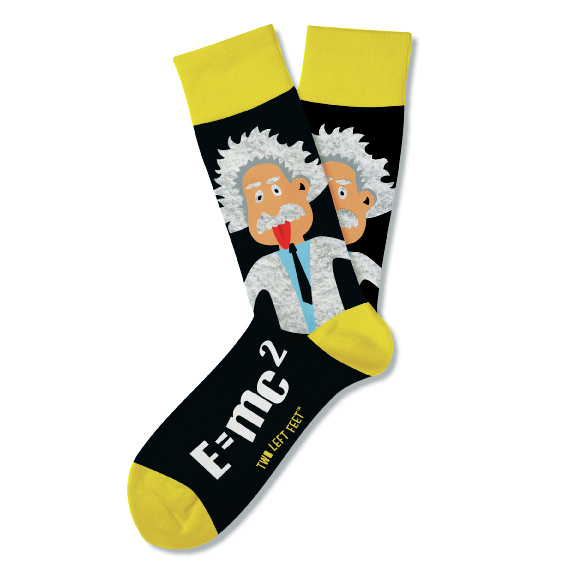 Two Left Feet: Relatively Cool Socks - Small