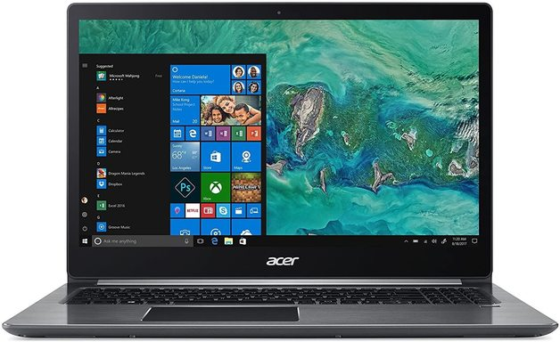 "15.6"" Acer Swift 3 Ryzen 7 8GB 256GB Laptop"