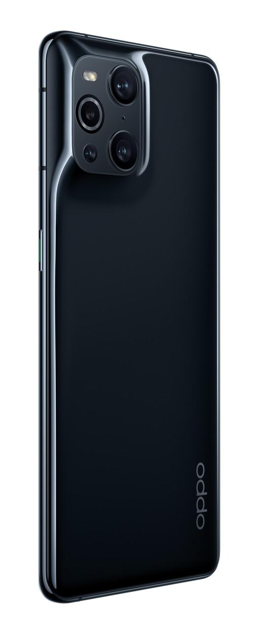 OPPO Find X3 Pro 5G (12GB RAM) 256GB - Gloss Black image