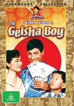 Jerry Lewis: Geisha Boy  on DVD