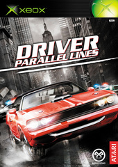 Driver: Parallel Lines for Xbox