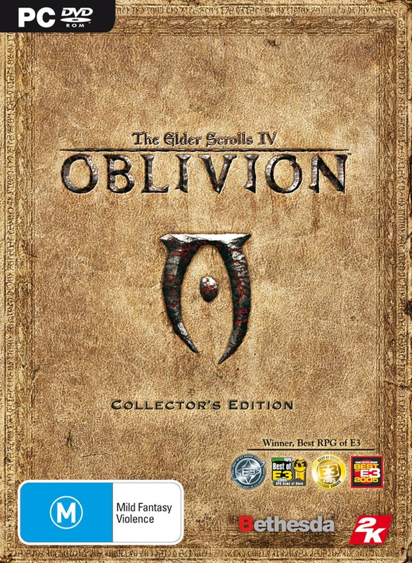 The Elder Scrolls IV: Oblivion Collector's Edition for PC Games