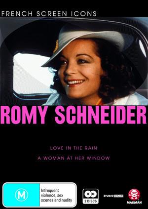 French Screen Icons: Romy Schneider on DVD