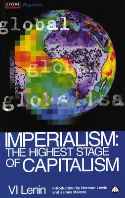 Imperialism by V.I. Lenin