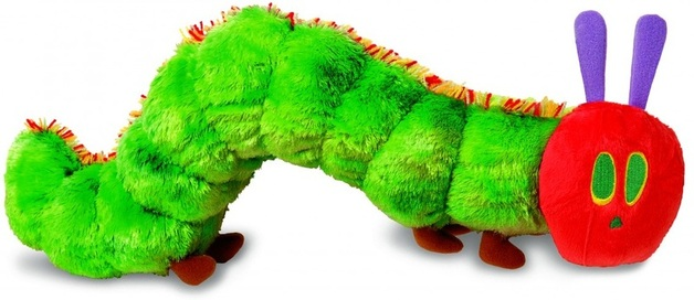 Very Hungry Caterpillar - Large Plush