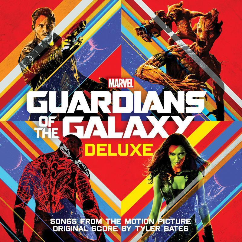 Guardians of the Galaxy: Songs From the Motion Picture (Deluxe Edition) by Various Artists image