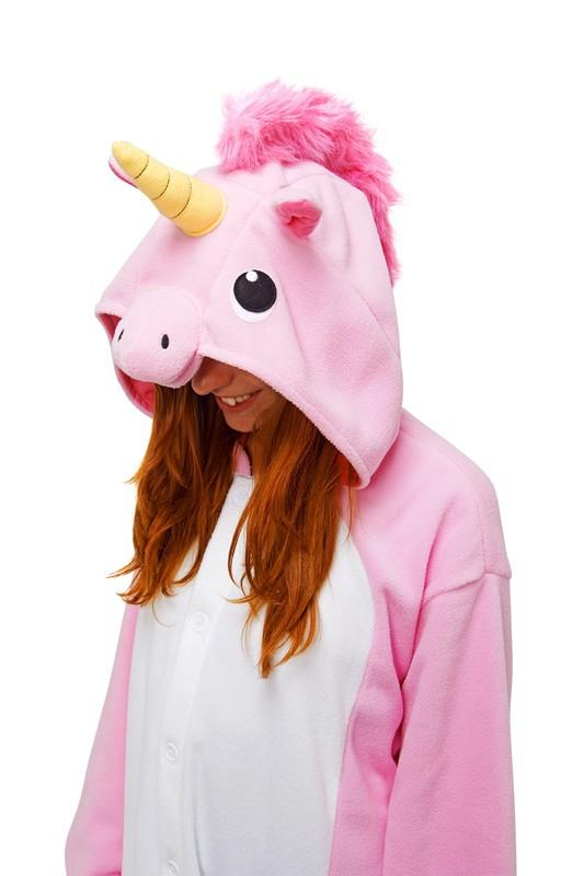 627fe2ceb47f Pink Unicorn Kigu - Adult Onesie