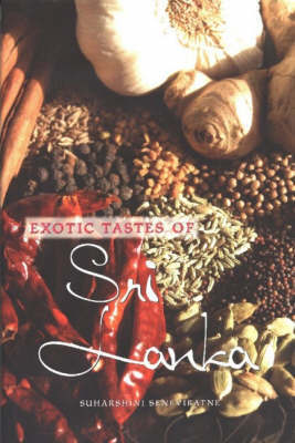 Exotic Tastes of Sri Lanka by Suharshini Seneviratne image