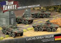 Flames of War: Team Yankee Luchs Spah Trupp (x4)