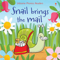 Snail Brings the Mail by Russell Punter image