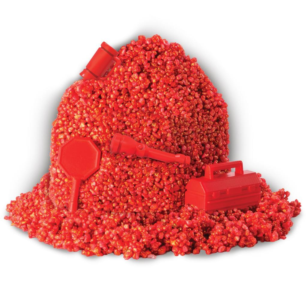 Kinetic Sand: Kinetic Rock Pack – Red image