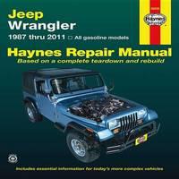 Jeep Wrangler by Haynes Publishing