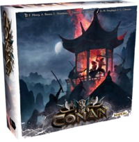 Conan: The Tower of Khitai - Expansion Set