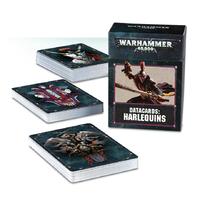 Warhammer 40,000 Datacards: Harlequins