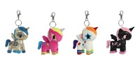"Tokidoki: Unicorno Clip-On - 4.5"" Plush (Blind Bag)"