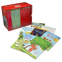 My Second Reading Library – 50 Book Box Set image